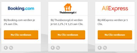 Euroclix cashback verdienen