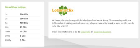 Lotteryclix