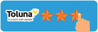 Toluna banner logo