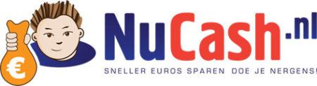 NuCash logo